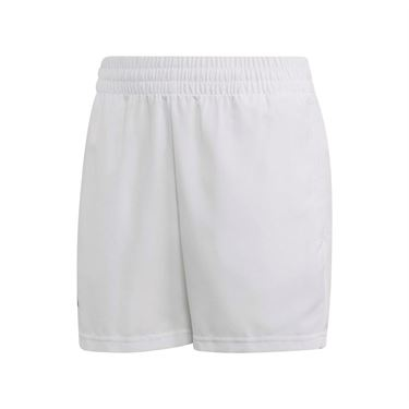 adidas Boys Club Short White/Black DU2451