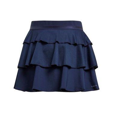 adidas Girls Frill Skirt - Collegiate Navy