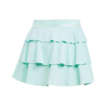 adidas Girls Frill Skirt - Clear Mint