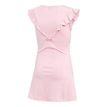 adidas Girls Ribbon Dress - True Pink