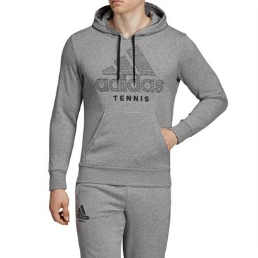 adidas Hoody - Core Heather