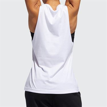adidas Photoreal Tank - White