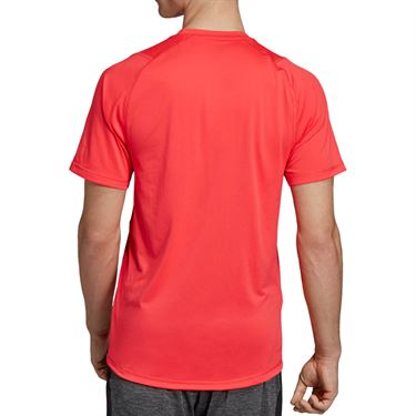 adidas Sport Graphic Tee - Shock Red