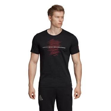 adidas Code Graphic Tee - Black