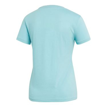 adidas Category Tee - Blue Spirit