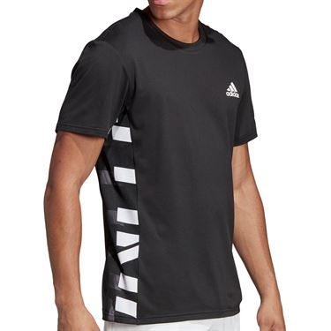 adidas Escouade Crew - Black/White