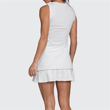 adidas Club Dress - White