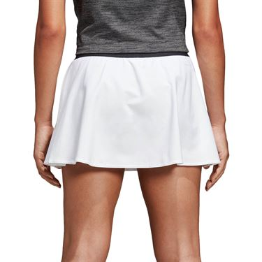 adidas Escouade Skirt - White/Black