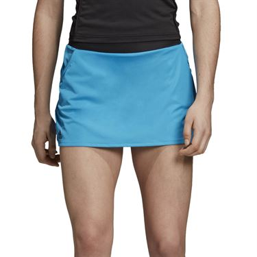 adidas Club Skirt - Shock Cyan