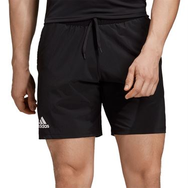 adidas Club 7 Inch Short - Black