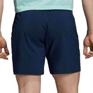 adidas Club 7 Inch Short - Collegiate Navy