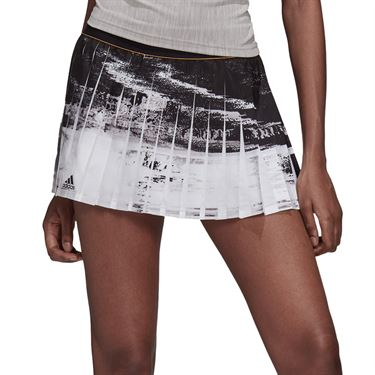 adidas NY Skirt Womens White/Black DX4319