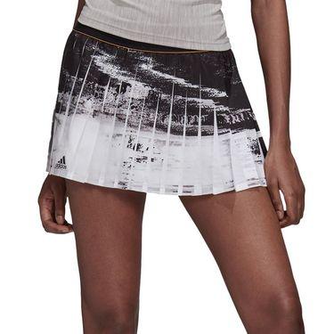 adidas NY Skirt Womens White/Black DX4319