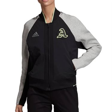 adidas NY City Jacket Womens Black DX4320