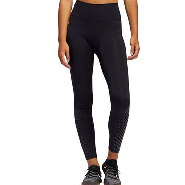 adidas Believe This High Rise 7/8 Legging - Black/White