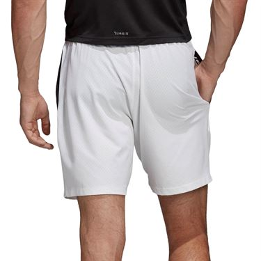 adidas Escouade Short 7 inch - White
