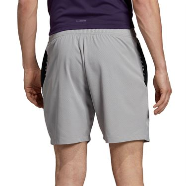 adidas Escouade Short 7 inch - Light Granite