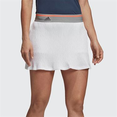 adidas Match Code Skirt - White