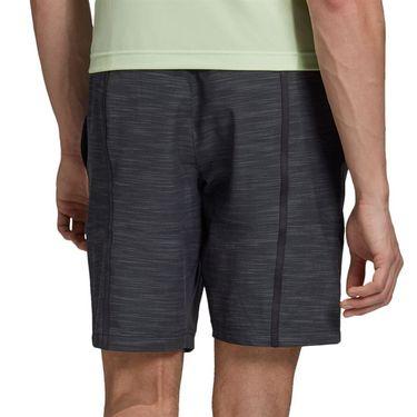 adidas NY Melange 9 inch Short Mens Carbon DZ6220