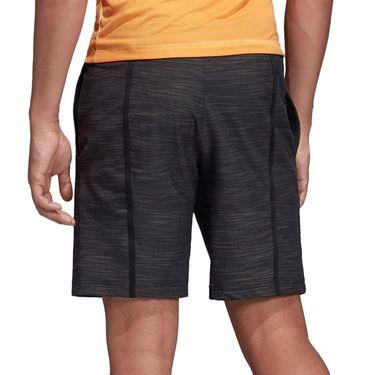 adidas NY Melange 9 inch Short Mens Black DZ6221