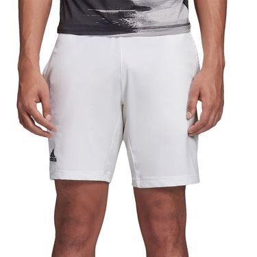 adidas NY Melange 9 inch Short Mens White DZ6222