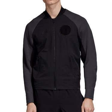 adidas NY City Jacket Mens Black DZ6224
