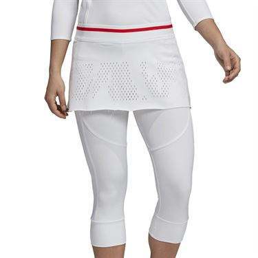 adidas Stella McCartney Skirt w/Legging - White