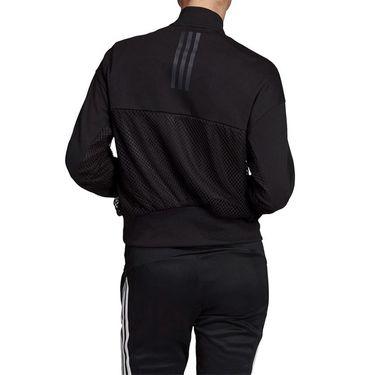 adidas ID Mesh Bomber Jacket - Black