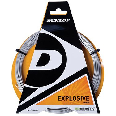 Dunlop Explosive Poly 18G Tennis String
