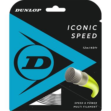 Dunlop Iconic Speed 16G Tennis String