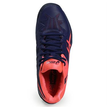 Asics Gel Solution Speed 3 Womens Tennis Shoe - Indigo Blue/Diva Pink