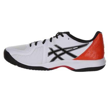 Asics Gel Court Speed Mens Tennis Shoe - White/Black