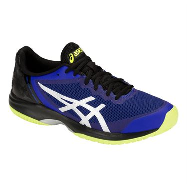 Asics Gel Court Speed Mens Tennis Shoe - Illusion Blue/Silver