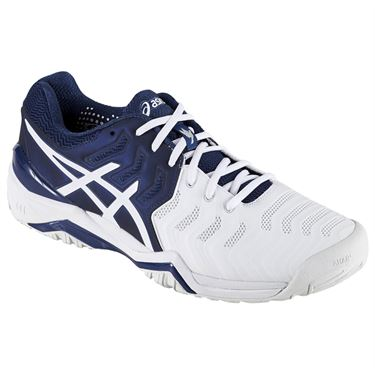 Asics Gel Resolution 7 Novak Djokovic Mens Tennis Shoe