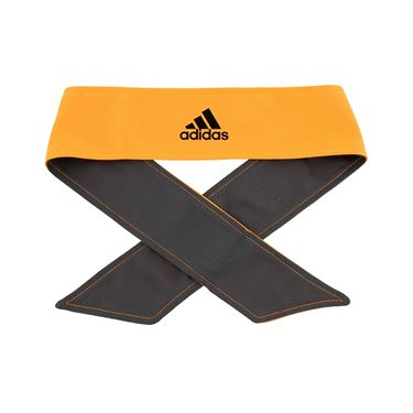 adidas Reversible Tieband - Flash Orange/Black/Grey Four