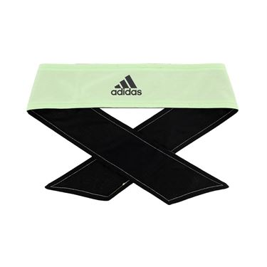 adidas Reversible Tieband - Green/Carbon/Black