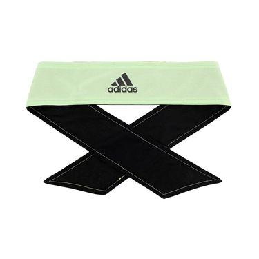 adidas Reversible Tieband - Green/Carbon/Black