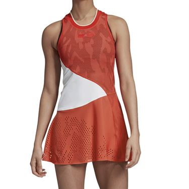 adidas Stella McCartney Dress - Active Red