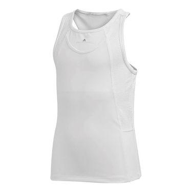 adidas Stella McCartney Girls Tank - White