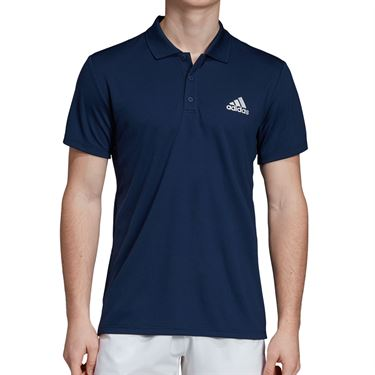 adidas Club Rib Polo - Collegiate Navy