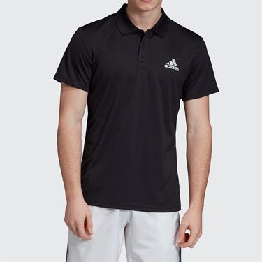adidas Club Rib Polo - Black