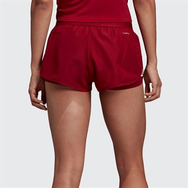 adidas Club Short - Collegiate Burgundy