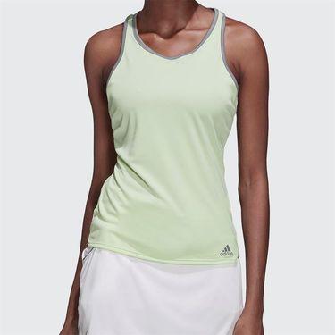 adidas Club Tank - Glow Green