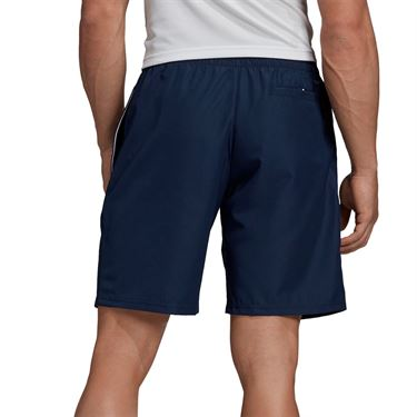 adidas Club Short 9 inch - Collegiate Navy/White