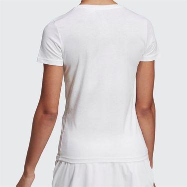 adidas Logo Tee Shirt White