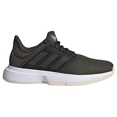 adidas Game Court Womens Tennis Shoe - Legend Earth/Linen