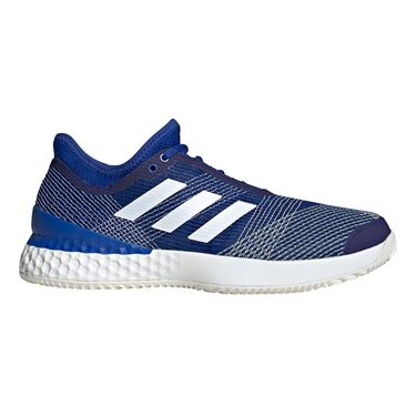 adidas Adizero Ubersonic 3 Clay Mens Tennis Shoe Team Royal/White/Off White EH2872