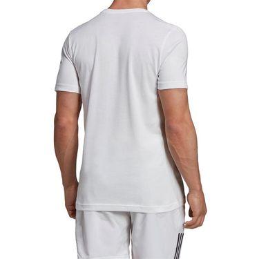 adidas Logo Tee Shirt - White