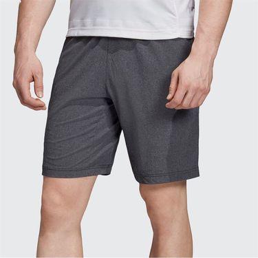 adidas Match Code Ergo 9 inch Short - Dark Grey Heather