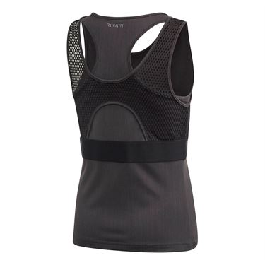 adidas Girls NY Tank - Black